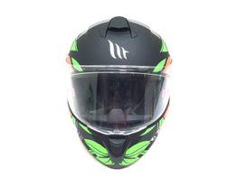 casco integral mt helmets targo truck