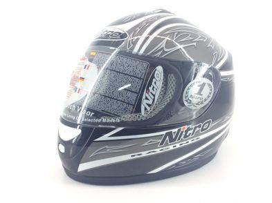 casco integral otros n750-vx