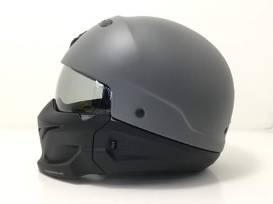 casco integral scorpion exo combat solid