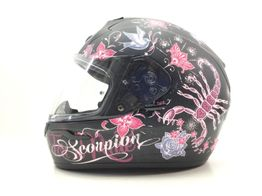 casco integral scorpion xo390