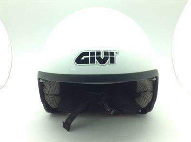 casco jet givi style hps10.8