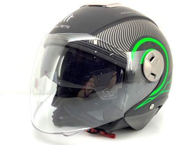casco jet mt helmets city eleven