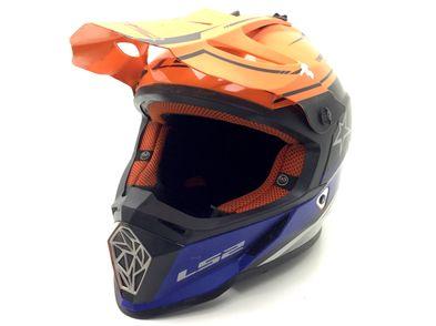 casco off road ls2 fast