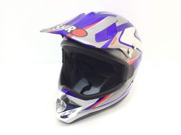 casco off road shiro panter