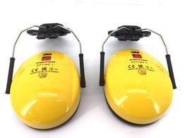 casco proteccion ruido peltor 3m h510p3
