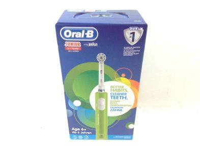 cepillo dientes electrico braun oral b junior