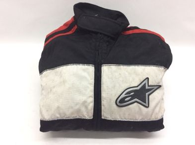 chaqueta motorista alpinestar racing ahead