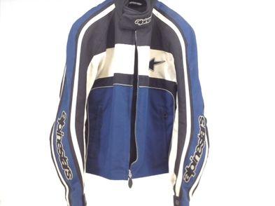 chaqueta motorista alpinestar racing