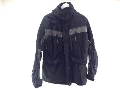 chaqueta motorista crivit sports