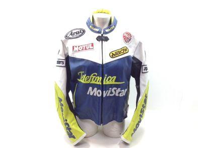 chaqueta motorista miline superbike wear