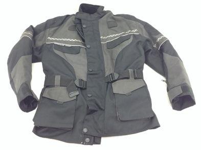 chaqueta motorista racing scotchite 3m
