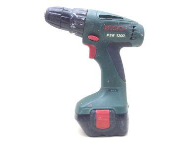 chave de fendas a bateria bosch psr1200