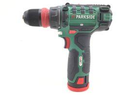 chave de fendas a bateria parkside pesa 12 d2