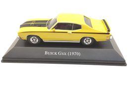 coche metal altaya buick gsx