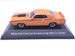 coche metal altaya mercury cougar eliminator 428 cj