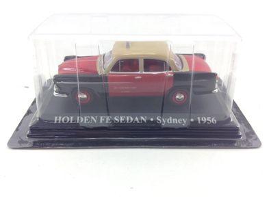 coche metal otros holden fe sedan. sydney 1956