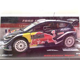 coche metal androni giocattoli ford fiesta wrc