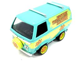 coche metal jada toys furgoneta the mystery machine