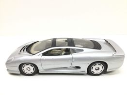 coche metal maisto jaguar xj220