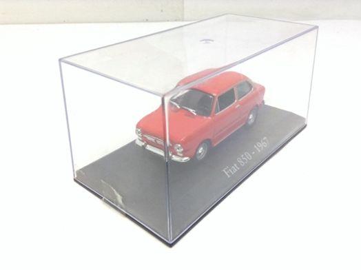 coche metal otros fiat 850-1967