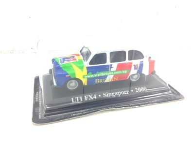coche metal otros lti fx4. singapore 2000