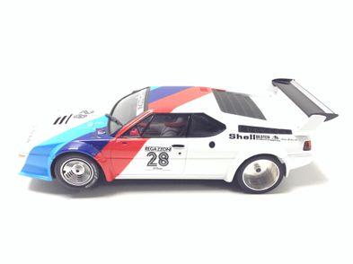 coche slot carrera bmw m1 procar