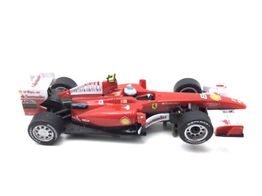 coche slot carrera ferrari f10