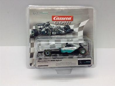 coche slot carrera mercedes benz f1 w05