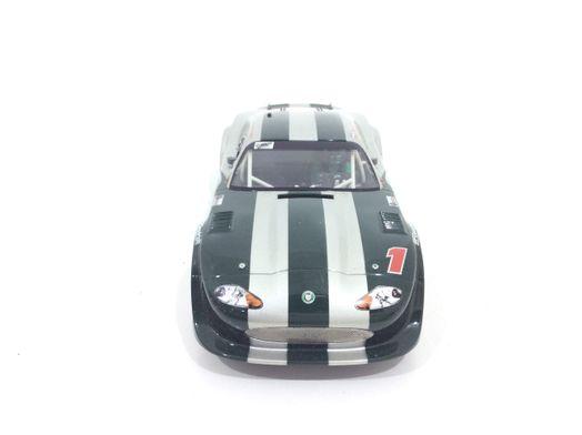 coche slot hornby jaguar xkrs