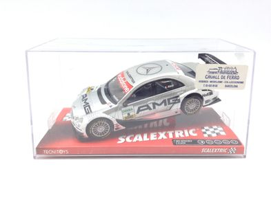 coche slot scalextric amg mercedes c-klasse (ref: 6179)
