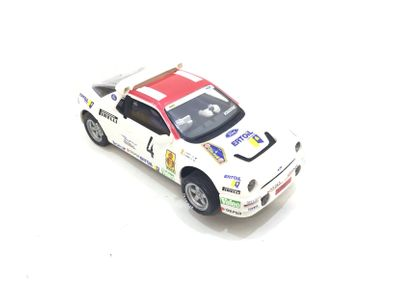 coche slot scalextric ford