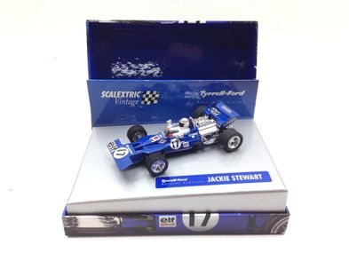coche slot scalextric tirrell-ford 1971