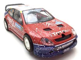 coche slot scalextric xsara t4