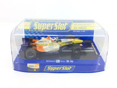 coche slot superslot renault f1