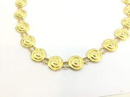 colar ouro 19k (ouro 19k)