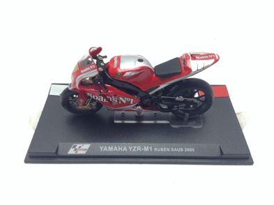 coleccionismo deportivo otros yamaha yzr-m1 ruben xaus 2005
