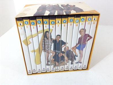 7 vidas 1 temporada