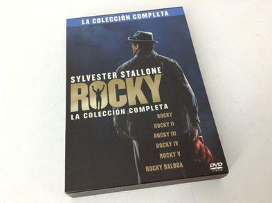 coleccion completa rocky