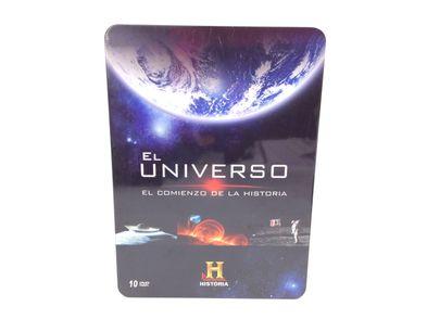 el universo; el comienzo de la historia
