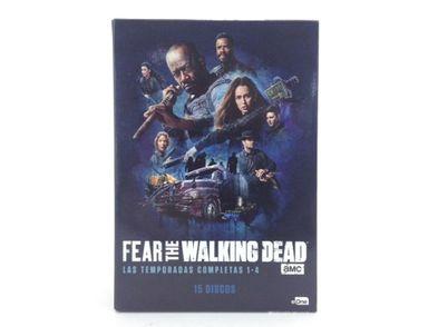 fear the walking dead serie completa