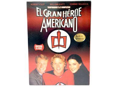 gran heroe americano: temp 1-2