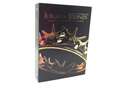 juego de tronos segunda temporada