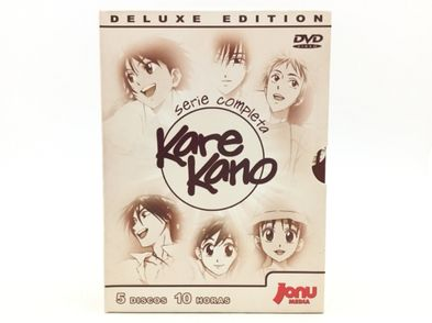 kare kano delux serie completa 5 dvd