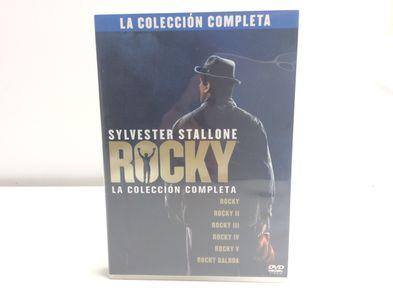 la coleccion completa rocky