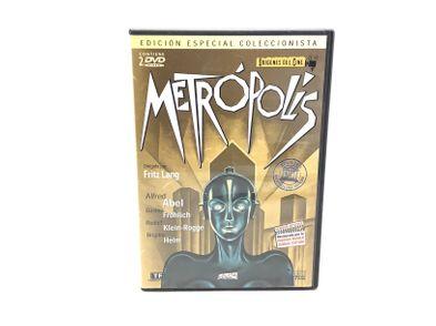 metropolis edicion especial coleccionista
