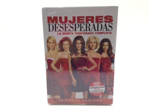 mujeres desesperadas  5 temporada