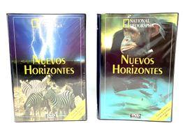 national geographic nuevos horizontes 8 dvd