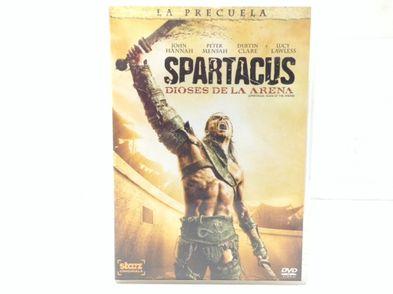 spartacus dioses de la arena  la precuela