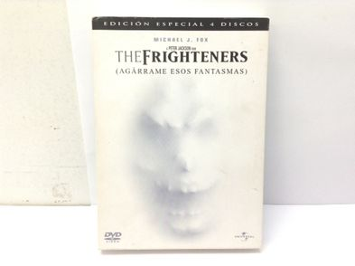 the frighteners (agarrame esos fantasmas)