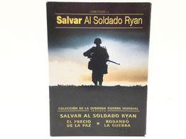 trilogia salvar al soldado ryan